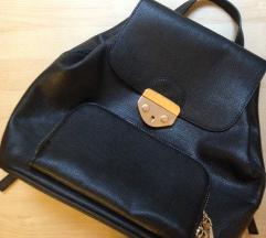 Mango fekete 2in1 hátizsák