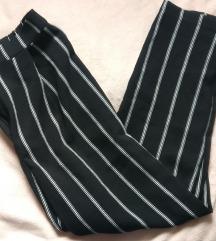 H&M csíkos elegáns nadrág
