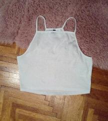 fehér crop top
