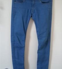 Terranova kék vékony farmernadrág, L-es
