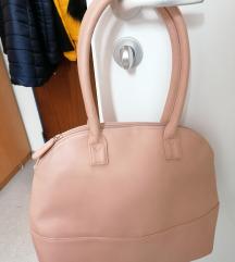 Világos rózsaszín táska