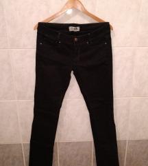 Zara fekete csípőnadrág