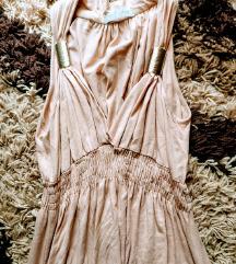 Blue Nature maxi ruha