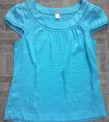 Baby blue H&M szatén hatású blúz