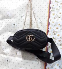 Gucci új övtáska és oldaltáska 2:1ben