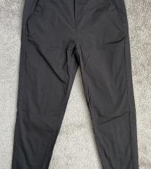 Pull&Bear fekete nadrág