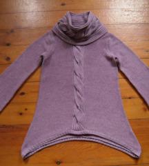 M&S hosszú kötött pulcsi S/M