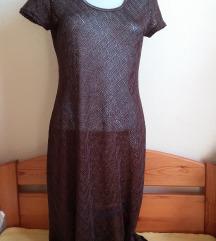 Principles barna áttetsző kötött ruha, UK16/ Eur42