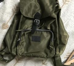 H&M kheki hátizsák