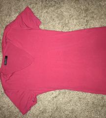 Magenta rózsaszín pink póló S