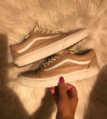 vans műbőr cipő