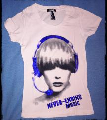Új Music póló 🎧