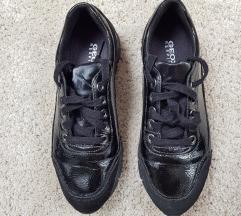 Geox fekete cipő 36