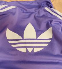 Eredeti lila Adidas szabadidő felső