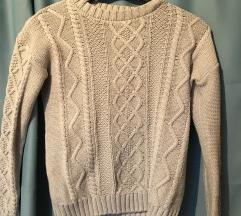 Bershka kötött pulcsi
