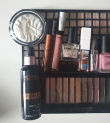 Sminkcsomag Make up revolution, nyx stb.