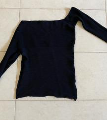 Zara kötött asszimmetrikus pulcsi