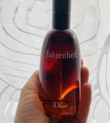 Christian Dior Fahrenheit  férfi  parfüm eladó