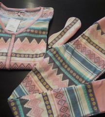 Victoria Secret pizsama  szett M. Új. címkés