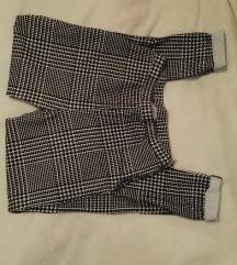 Fekete fehér nadrág