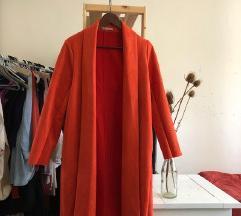 ZARA őszi narancs kabát