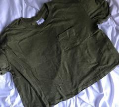 Zöld színű H&M-es póló M-es