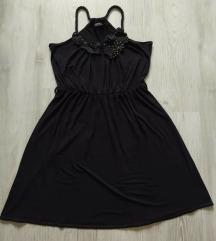 Fekete nyár ruha