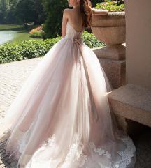 Victoria Soprano-Aleine esküvői ruha