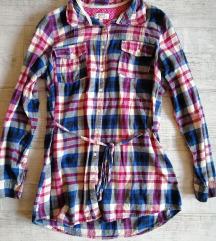 Papaya női kockás ing