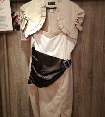 Alkalmi ruha boleróval Lméret(címke túlméretezett) 6a851f41b2
