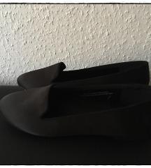H&M fekete loafer, új