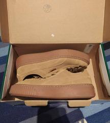 puma platform boka cipő
