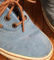 vintage velúr Vans cipő