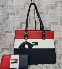 Tommy Hilfiger táska +pénztárca szett