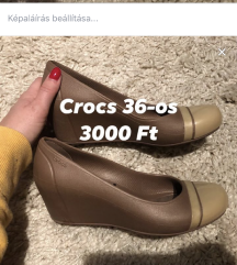 Crocs magastalpú