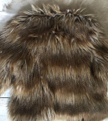 Új Faux Fur bundám