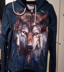 Farkasos pulcsi