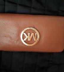 Eredeti MK bőr pénztárca