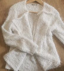 Orsay hófehér warerfall fluffy kardi