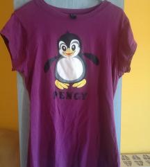 Aranyos pingvines póló