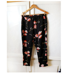 ✿ Újsz. légies tulipános Orsay nadrág (paperbag)