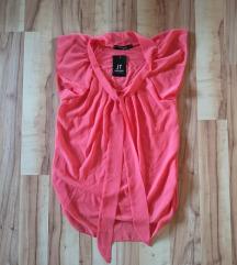Lazac / rózsaszín póló