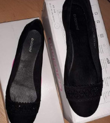 Fekete topánka / balerina cipő