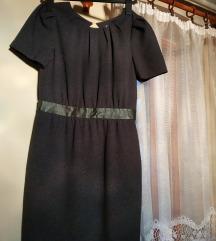 H&M texturált anyagú ruha 40-es