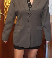 Szürke blézer női zakó 42 -es méret