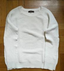 Mango fehér pulcsi