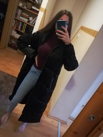 Asos Oversized PUFFER Coat Jacket