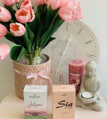 Santini női parfümök! Új, bontatlan!