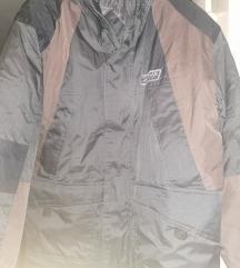 S-es sötétszürke férfi kabát