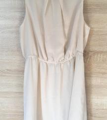New Look ekrü/törtfehér ruha (csere is)